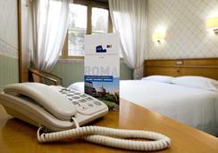 Kolping Hotel Casa Domitilla - Rome - Bedroom