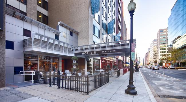 Hotel RL Washington DC by Red Lion - Washington - Building