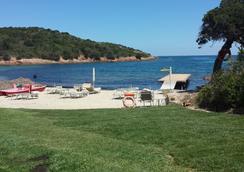 Hotel Le Ginestre - Porto Cervo - Beach