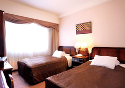 Hotel Claiton Shin-Osaka - Osaka - Bedroom