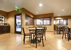 Best Western PLUS Wine Country Inn & Suites - Santa Rosa - Restaurant