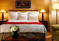 Marriott Executive Apartments London West India Quay - London - Bedroom