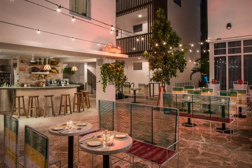 The Hall South Beach - Miami Beach - Restaurant