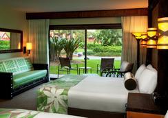Disney's Polynesian Resort - Lake Buena Vista - Bedroom