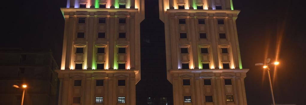 Golden Hotel - Jeddah - Building