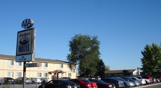 Budget Motel - Delta - Building