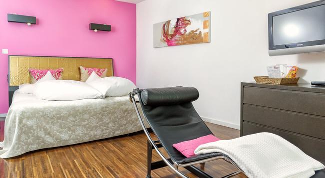 Alpenhotel Fall In Love - Seefeld - Bedroom