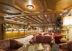 Ferienhotel Kaltschmid - Seefeld - Lobby