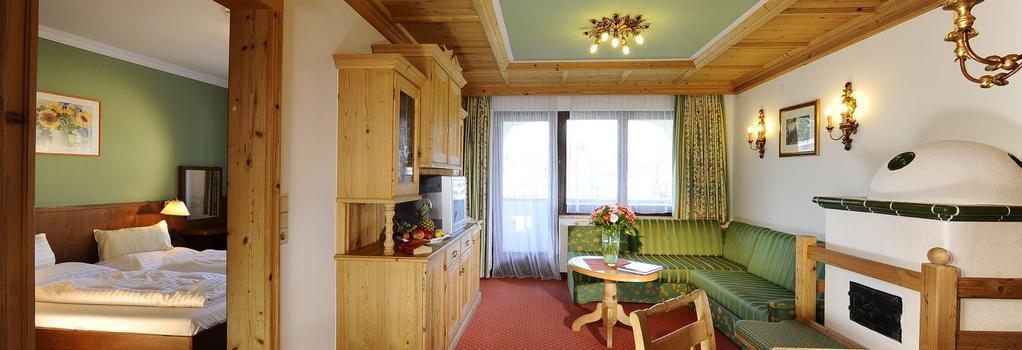Ferienhotel Kaltschmid - Seefeld - Bedroom