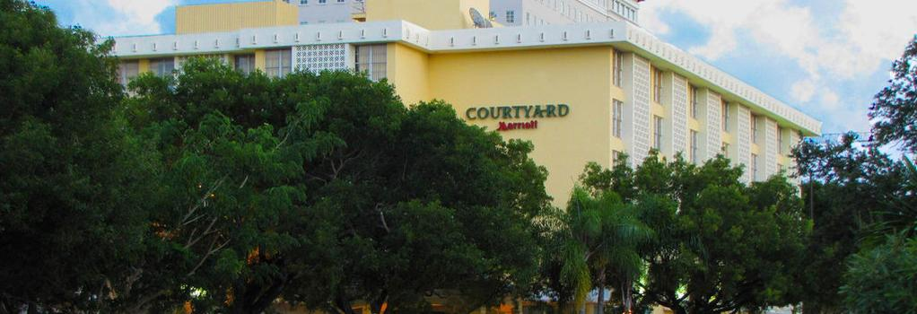 Courtyard by Marriott Miami Coral Gables - Coral Gables - Building