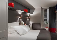Hotel Le Faucigny - Chamonix - Bedroom