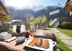 Hôtel de l'Arve - Chamonix - Outdoor view