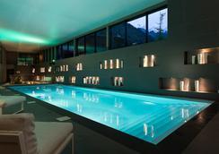 Hotel l Heliopic - Chamonix - Pool