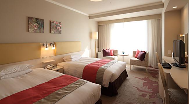 Shibuya Excel Hotel Tokyu - Tokyo - Bedroom
