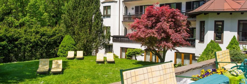 Johannesbad Hotel St. Georg - Bad Hofgastein - Outdoor view