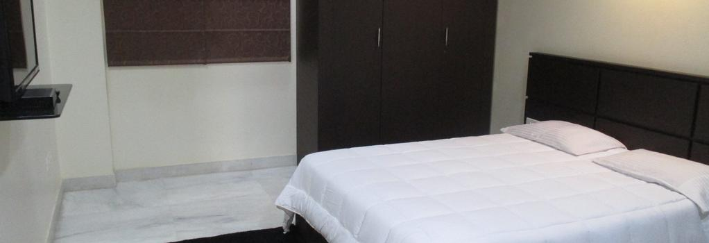 Villa 21 Agra Homestay - Agra - Bedroom