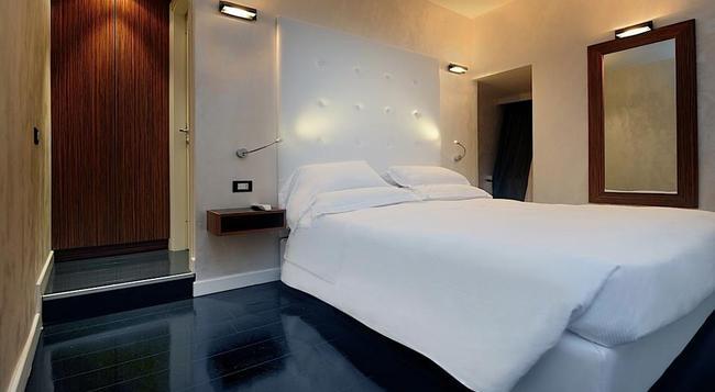 Piazza del Gesù Luxury Suites - Rome - Bedroom