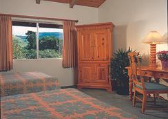 Castle Waimea Country Lodge - Kamuela - Bedroom