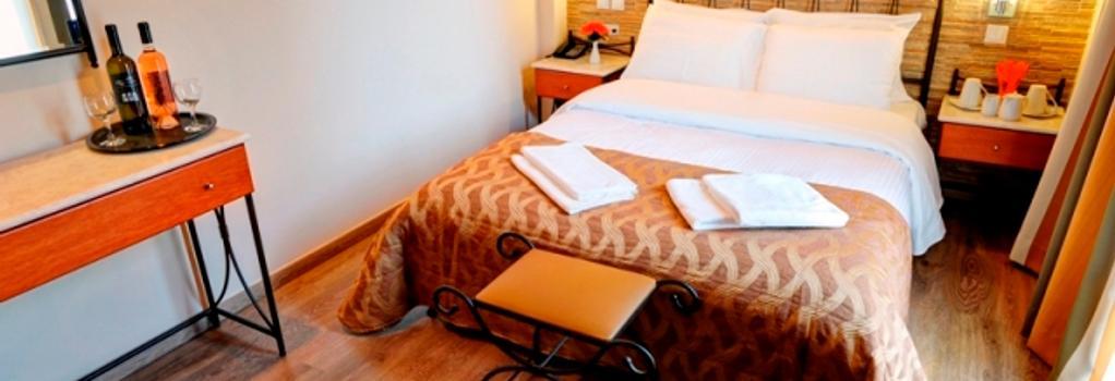 Argo Hotel - Piraeus - Bedroom