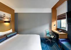 Aloft New York Brooklyn - Brooklyn - Bedroom