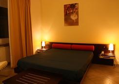 Hotel Maison Degas - Naples - Bedroom