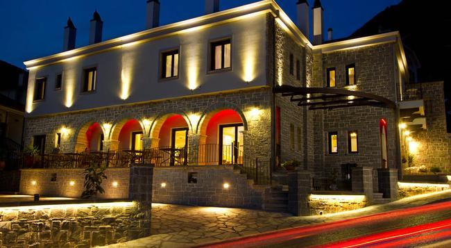 Hotel Rodovoli - Konitsa - Building