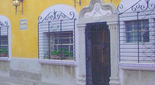 Posada Belen Museo Inn - Guatemala City - Building