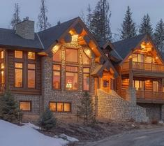 Mountain House By Key To The Rockies