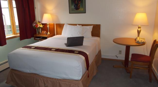 Tides Inn - Petersburg - Bedroom