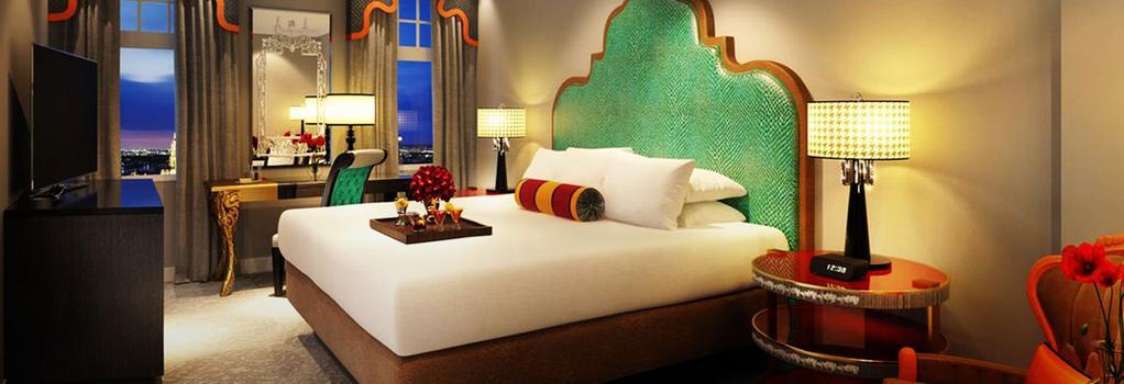 The Scarlet Huntington - San Francisco - Bedroom
