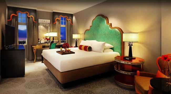 The Scarlet Huntington Hotel - San Francisco - Bedroom
