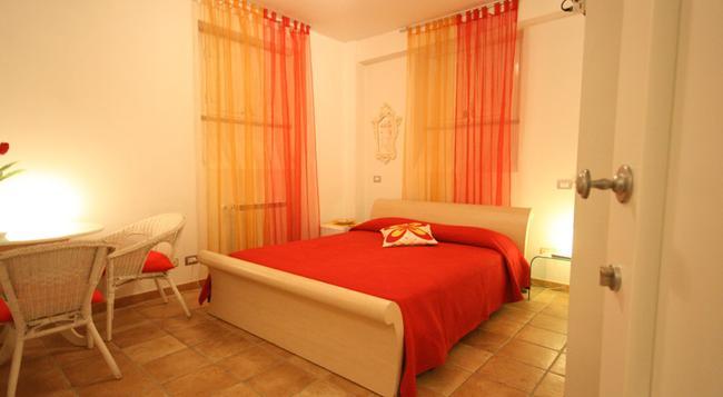 La Rotella Nel Sacco - Rome - Bedroom