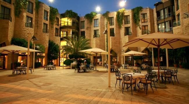 Inbal Jerusalem Hotel - Jerusalem - Building