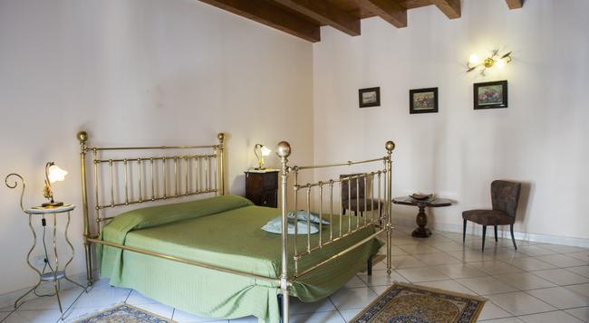 Case D'anna - Castellammare del Golfo - Bedroom