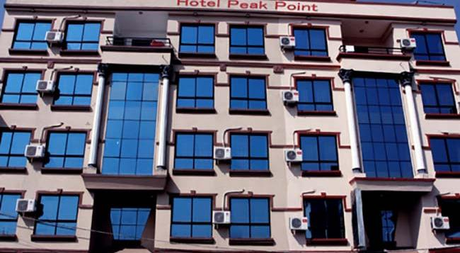 Peak Point Hotel - Kathmandu - Building