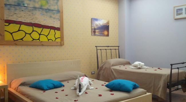 Alta Marea - Avola - Bedroom