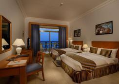 Atana Khasab Hotel - Khasab - Bedroom