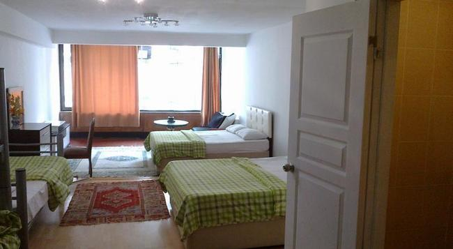 Istanbul Harmony Hostel - Istanbul - Bedroom