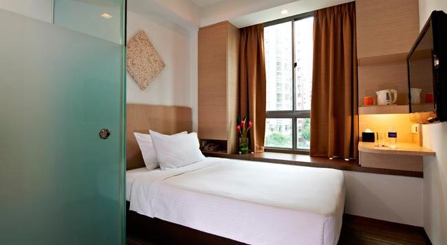 Aqueen Hotel Balestier - Singapore - Bedroom