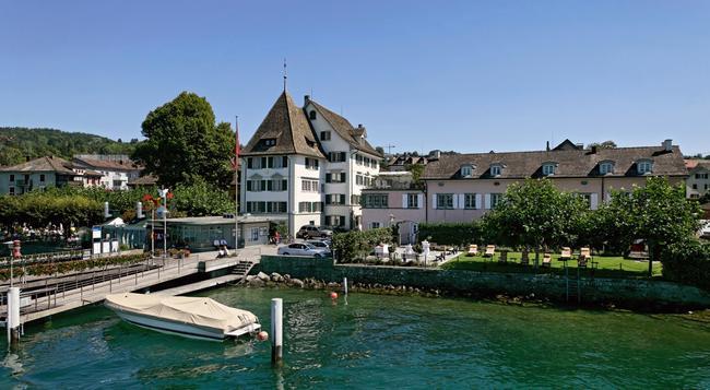Romantik Seehotel Sonne - Küsnacht - Building