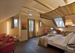 Romantik Seehotel Sonne - Küsnacht - Bedroom