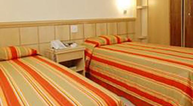 Hotel Atlantico Copacabana - Rio de Janeiro - Bedroom