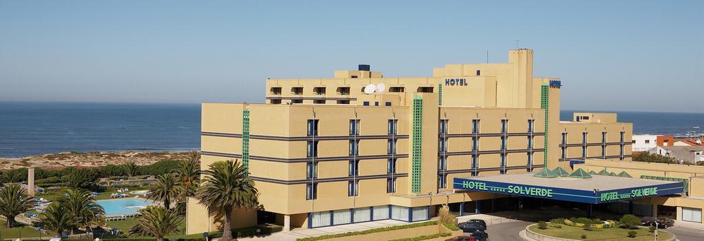 Hotel Solverde Spa & Wellness Center - Vila Nova de Gaia - Building