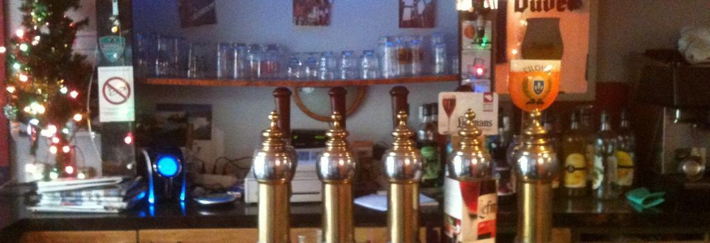 Hotel Azur - Nancy - Bar