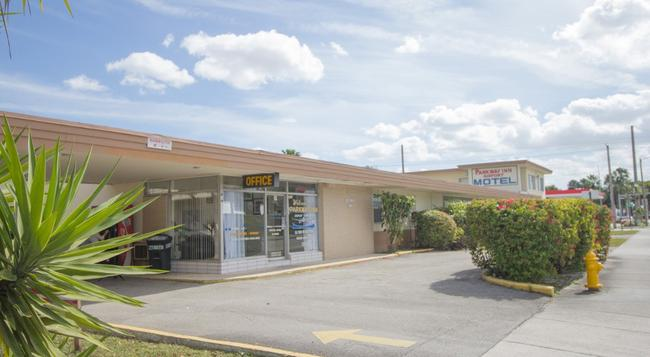 Parkway Inn Airport Motel Miami - Miami Springs - Building