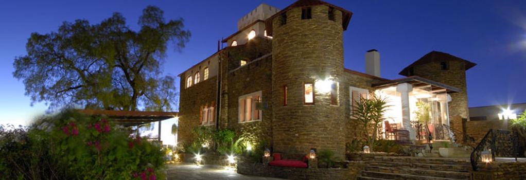 Hotel Heinitzburg - Windhoek - Building
