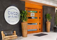 Hotel Finlandia - Quito - Restaurant