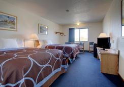 Super 8 Kirksville - Kirksville - Bedroom