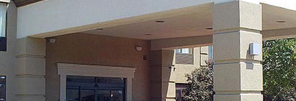 Welcome Hotel & Suites - Decatur - Building