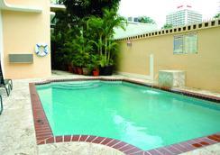 Coral Princess Hotel - San Juan - Pool